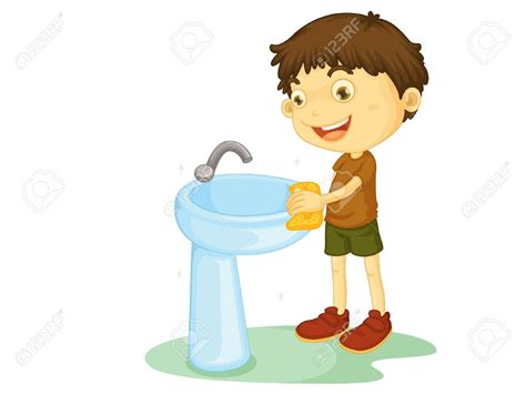 kids can clean the bathrooms interior designs clipart toilet cleaning pencil and in
