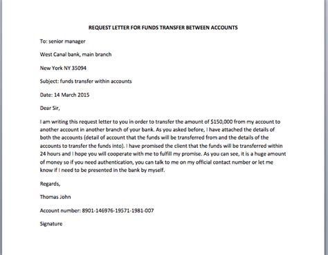 Money Transfer Letter Format Letter Format 187 Formal Request Letter Format Free Resume Cover And Resume Letter Sles