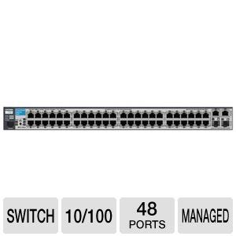hp procurve visio hp j9020a procurve switch 2510 48 managed network switch
