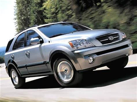 2006 kia sorento pricing ratings reviews kelley blue book