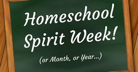 Celebrate Spiritday by 11 Ideas To Celebrate Homeschool Spirit Week Midwest