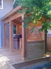 Grill Gazebo Plans by Build A Grill Gazebo For Your Backyard Diy Projects For