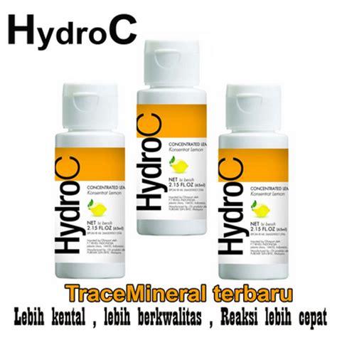 Hydro C Produk Baru 1 hydro c concentrace mineral drops hydro c