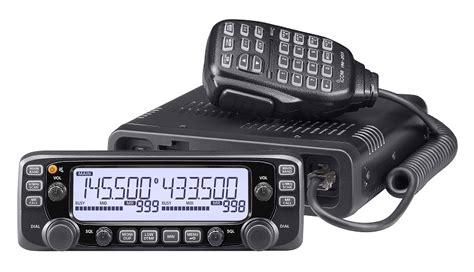 Radio Rig Uhf icom dstar vhf uhf mobile transceiver sales radioworld uk