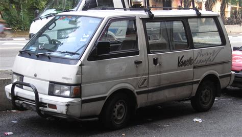 nissan vanette nissan vanette technical details history photos on