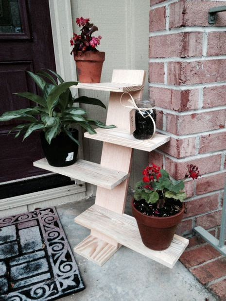 pallet plant stand diy plant stand wooden plant stands