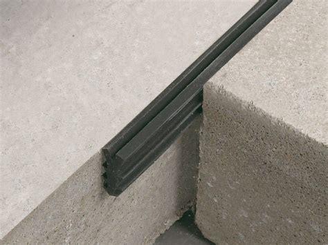 giunti di dilatazione per pavimenti esterni giunto per pavimenti industriali jointec gt profilitec