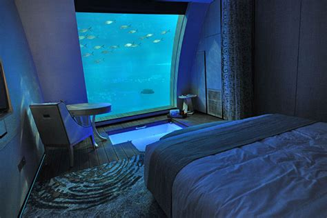 atlantis resort underwater rooms the 13 best underwater hotels in the world hiconsumption