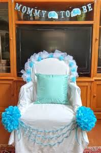 how to decorate a baby shower chair the minimalist nyc