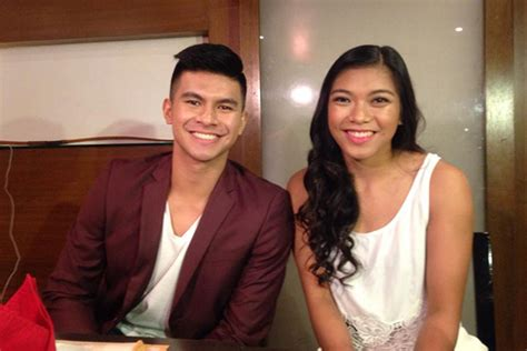 pictures of allysa valdez and his boyfriend kiefer ravena kiefer ravena alyssa valdez share life off the court in