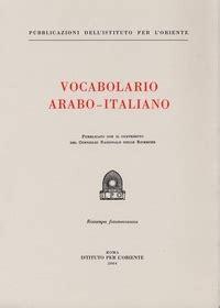 libreria bonomo bologna dizionario arabo italiano traini