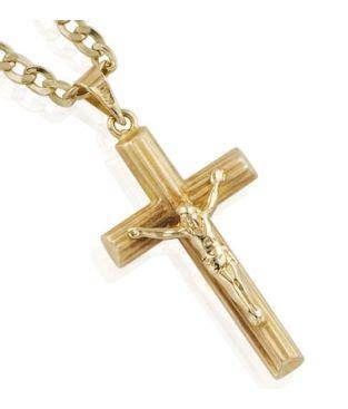 cadenas de oro para hombre honduras cadena con cruz con cristo de oro para primera comuni 243 n