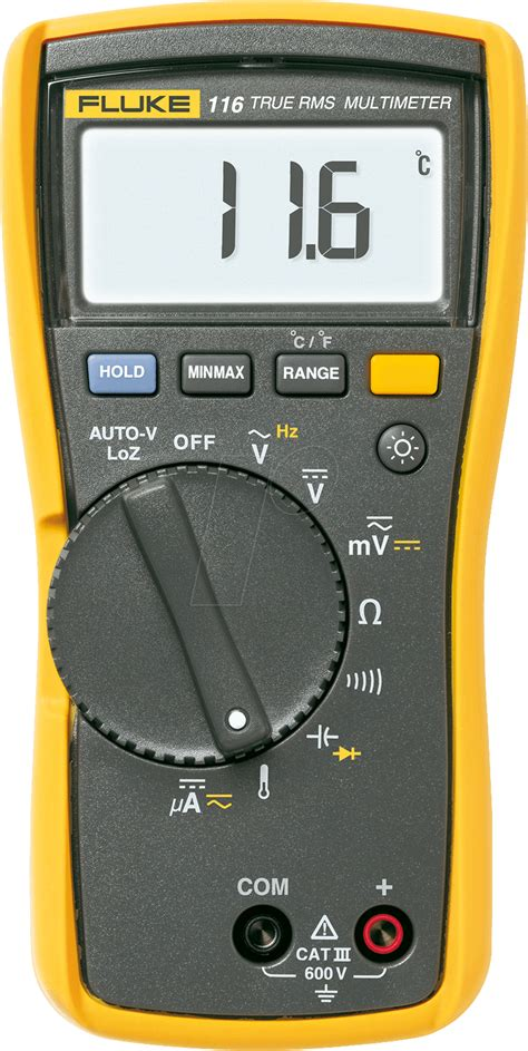 Daftar Multimeter Digital Fluke fluke 116 digital handheld multimeter at reichelt elektronik