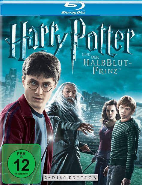 harry potter und der harry potter und der halbblutprinz 2 discs ebay