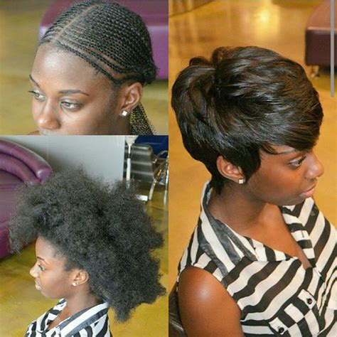 sew in tracks hairstyles pinterest the world s catalog of ideas