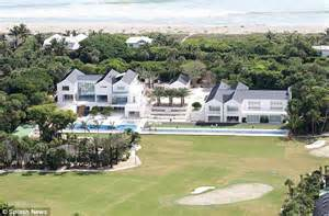 Tiger Woods House Sinking by Tiger Woods New 54 5m House On Jupiter Island Fl