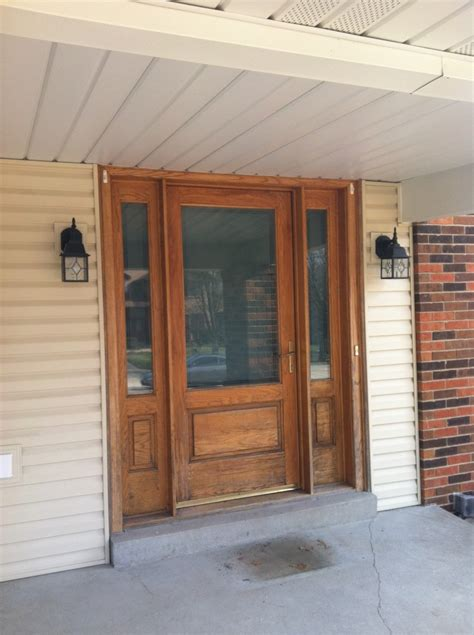 Replacement Glass For Entry Doors Replacement Entry Doors In St Louis With Pro Via Doors