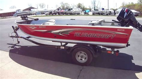 alumacraft bass boat reviews 2006 alumacraft 165 lunker ltd clemons boats youtube