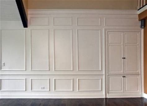 Raised Wood Paneling For Walls Rooms With Wood Molding Traditional Room Raised