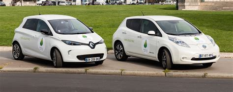 renault alliance tan renault nissan alliance official ev provider for cop21