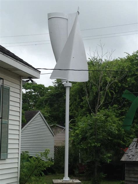 small wind turbine for home use