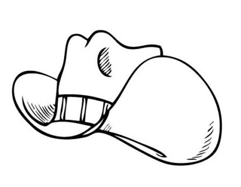 videos de como dibujar un sombrero de vaquero paso a paso por you tuve dibujo sombrero vaquero para colorear imagui