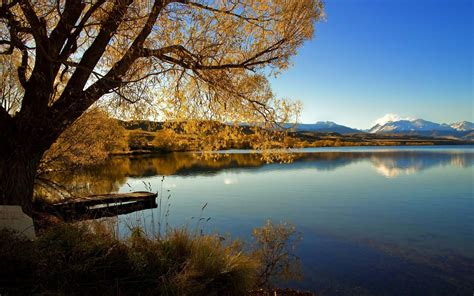 cool wallpaper new zealand nature lake alexandrina new zealand wallpaper cool pc