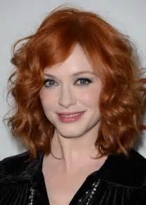 medium hair medium curly hairstyles 2016
