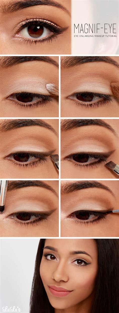 eyeliner tutorial blog lulus how to eye enlarging makeup tutorial lulus com
