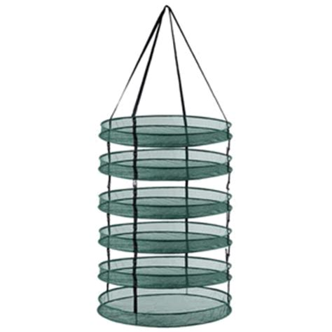Hanging Drying Rack With by 6 Layer Detachable Plant Drying Rack Hanging Net