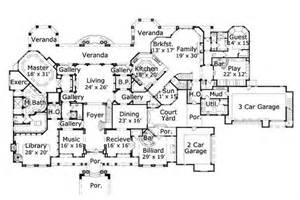 Big House Plans Large House Plans 22 Genius Large House Plan House Plans