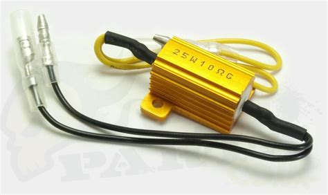 what resistor to use with led indicators led indicator resistor pedparts uk