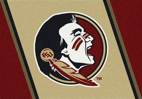 fsu rug florida state seminoles area rug ncaa seminoles area rugs