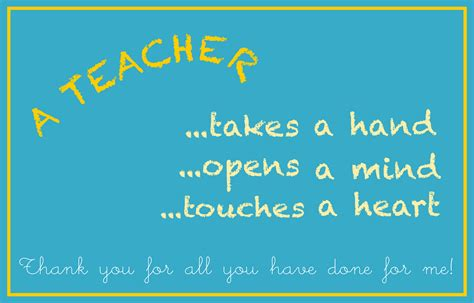 printable thank you quotes teacher quotes thank you card quotesgram