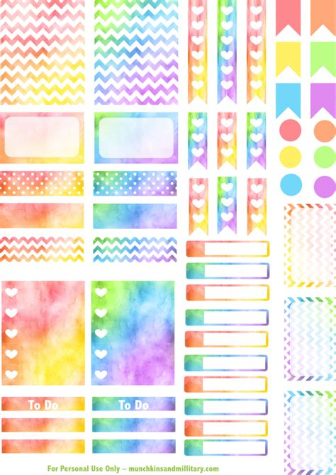 printable planner labels planner stickers www imgkid com the image kid has it