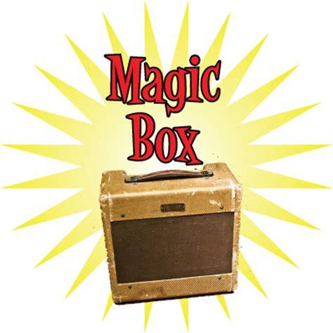 magic box magic box r1