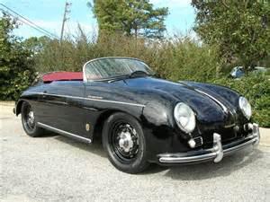 1959 Porsche Speedster 1959 Porsche 356 Speedster Gentlemint