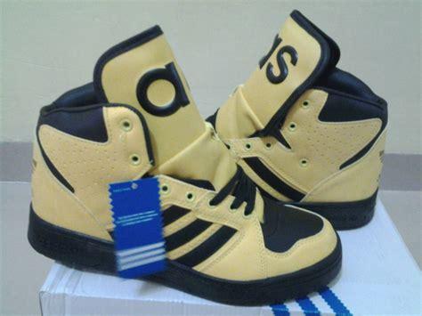 Sepatu Pria Adidas Import 1 jual sepatu adidas yellow kuning hyoyeon snsd 2ne1 fashion wanita pria korea import jenygui