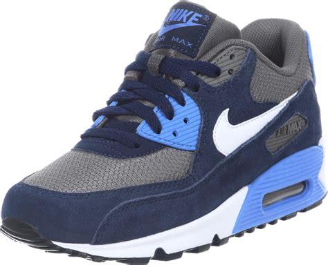 Nike Air Max 90 nike air max 90 youth gs schuhe blau grau