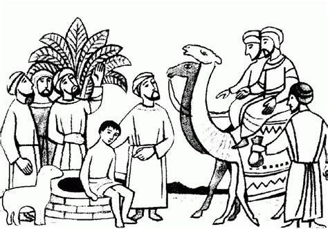 coloring pictures of joseph in egypt joseph in egypt coloring pages coloring home