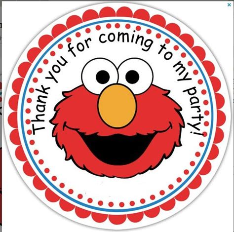free printable elmo name tags 215 best images about sesame street printables on pinterest