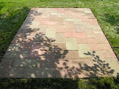 Extend Patio With Pavers Extending Your Concrete Patio With Pavers