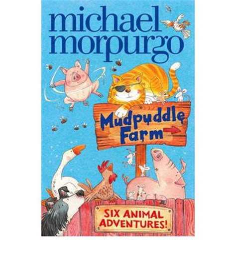 eight hurricane stories from books mudpuddle farm six animal adventures michael morpurgo