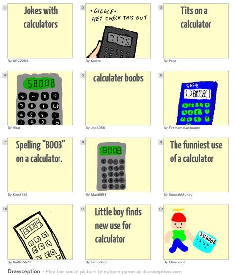 calculator jokes jokes with calculators