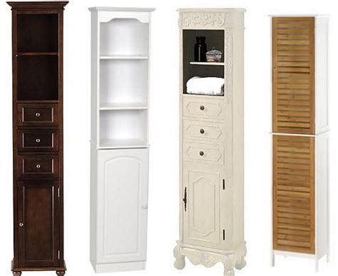 Narrow Bathroom Furniture Narrow Bathroom Cabinet Whereibuyit