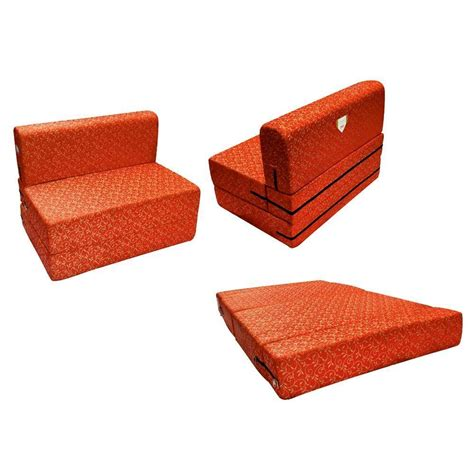 foldable sofa cum bed coirfit 2 seater sofa cum bed rs 9724 0 at homeshop18