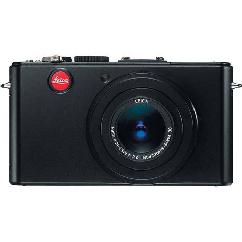 Kamera Leica D 4 Leica D 4 Digital Black 18352 B H Photo