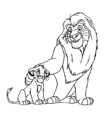 free coloring pages of nala 20