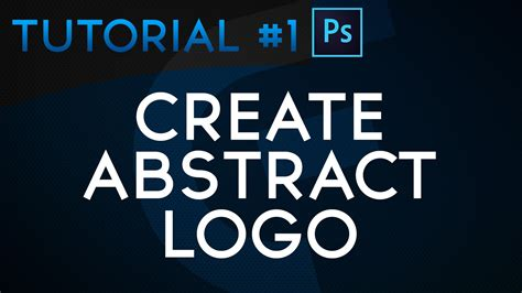 create my own logo in create your own abstract logo tutorial 1