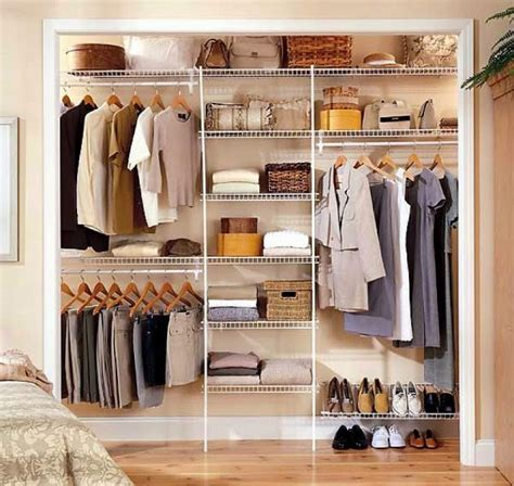 Small Closet Organization Tips by 15 Inspirational Closet Organization Ideas That Will